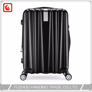 Hard case roller decent new luggage good quality suitcase