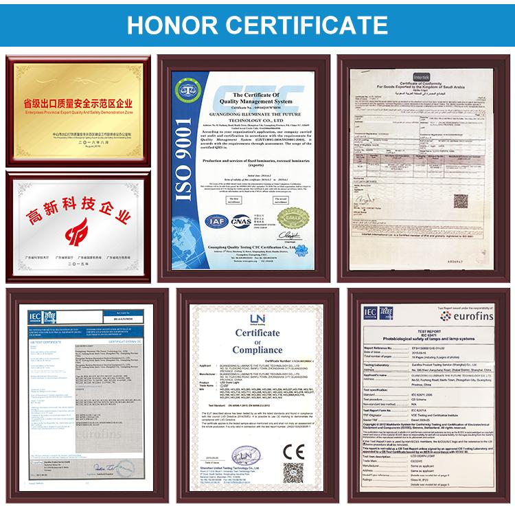 Best Selling 3W 5W 7W 10W 20W 30W 40W 50W 60W CB certificate COB LED Downlight