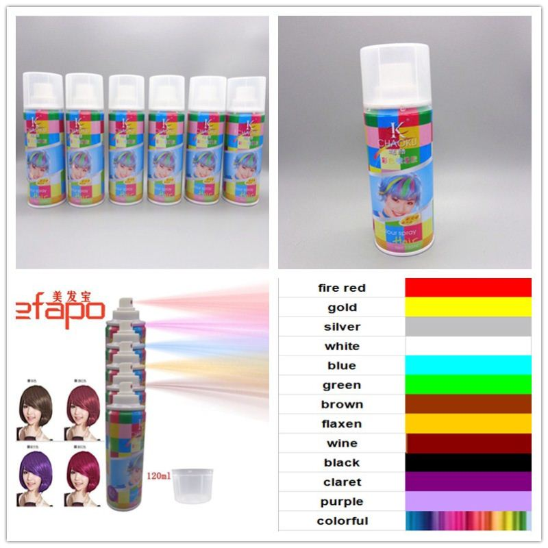 Glow Temporary Hair Color - Buy Glow Temporary Hair Color,Temporary Hair  Spray,Temporary Hair Spray Color Product on Alibaba com