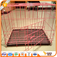 Fully Stocked only folding dog cages