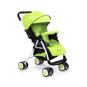 8 Wheels Hot Sale KDE Baby Stroller Pram Factory Directly Supply