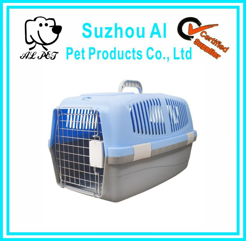 High Quality Sturdy Durable Folding Pet Carrier Plastic