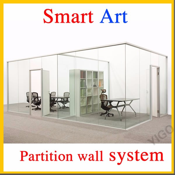 Office doors with glass used partition walls glass Office partition walls with doors