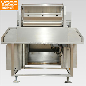 VSEE Newest Stainless Steel Peanut Kernel CCD Belt Color Sorter For Sale