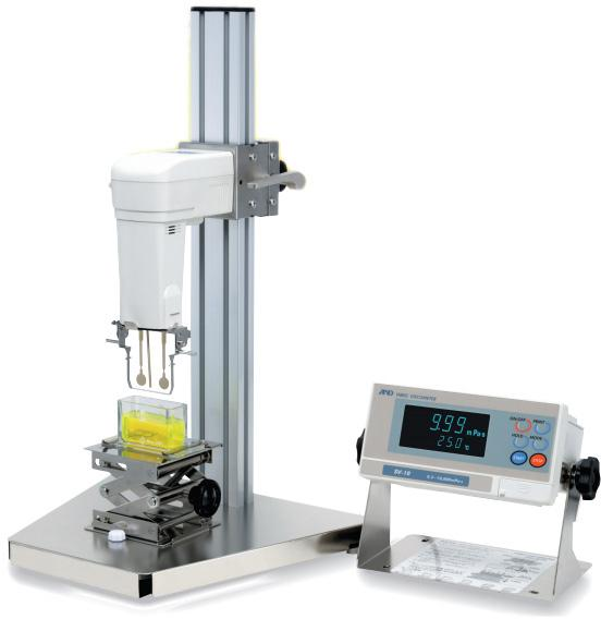 A&d Weighing Sv-10,Sine-wave Vibro Viscometer