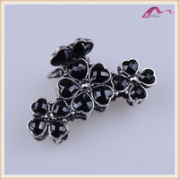 Fashion Hair Claw Crystal Decoration Pieces Hair Jaw Clips For ...