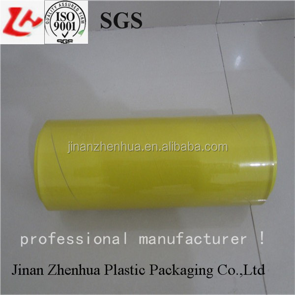 Stretch Fil Type and PVC Material Pvc Film