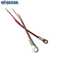 High thermal conductivity Ni plated braze O-ring temperature sensor with PVC wire