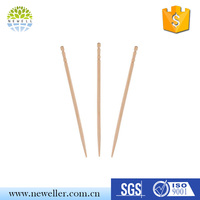 Disposable Chinese cheap wood birch tooth pick with factory price