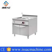 IS-BN900-G807 2017 new style cooling commercial gas refrigerated bain marie for factory