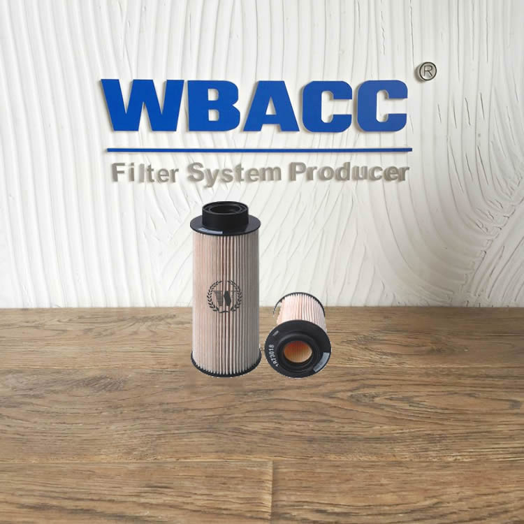 Wbacc lowest price diesel engine fuel filter price and no fuel filter housing fuel filter 1873018/MFE 1599 MB