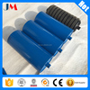 Material handling equipment parts steel pipe trough roller for conveyor