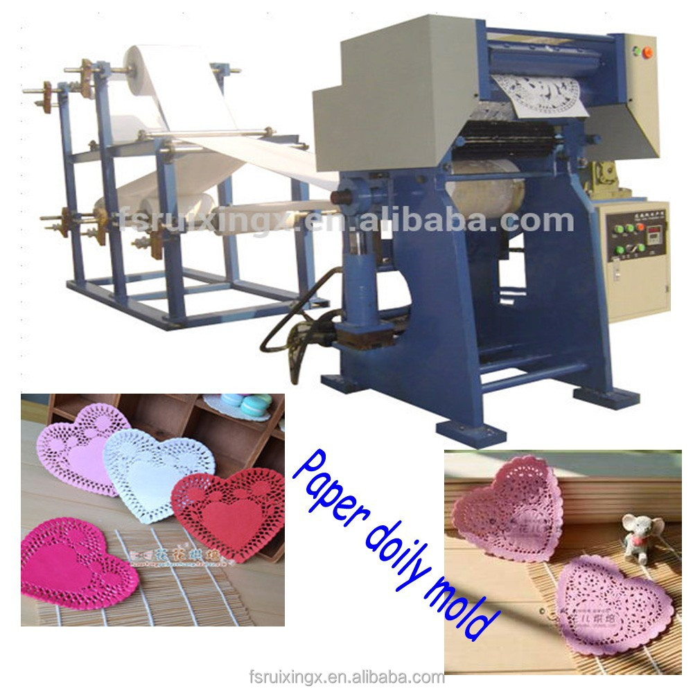 paper flower machine wholesale distributors wanted for doily paper production line
