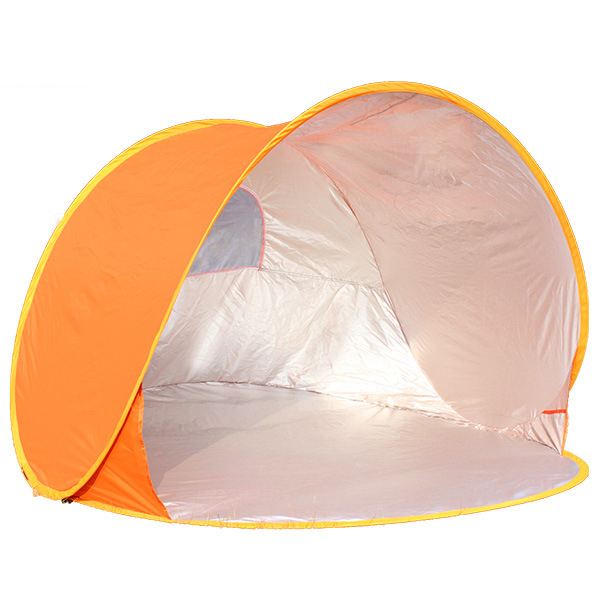 Get Quotations Outdoor Camping Hiking Beach Summer Tent UV Protection Fully Automatic Sun Shade Quick Open