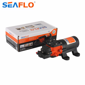 SEAFLO Compact Design Quiet Operation 60 Psi 24V DC Water Pump