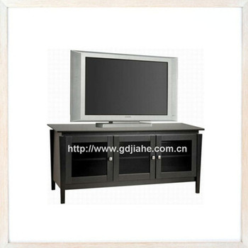 Durable Outdoor Wooden Led Tv Stand Design
