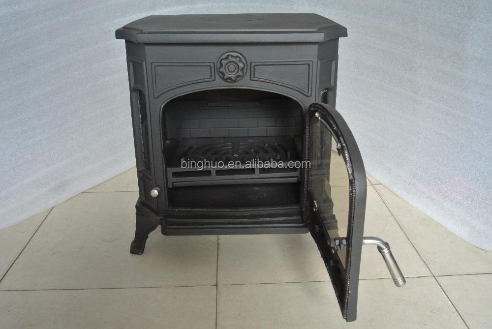 China Wholesale Good Quality Cast Iron Wood Stove Door