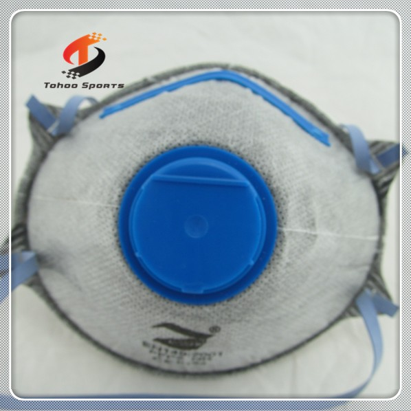 hot sell air soft dust face mask with design