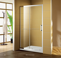 20MM Guangzhou Glass for shower enclosures/cabin/bathroom