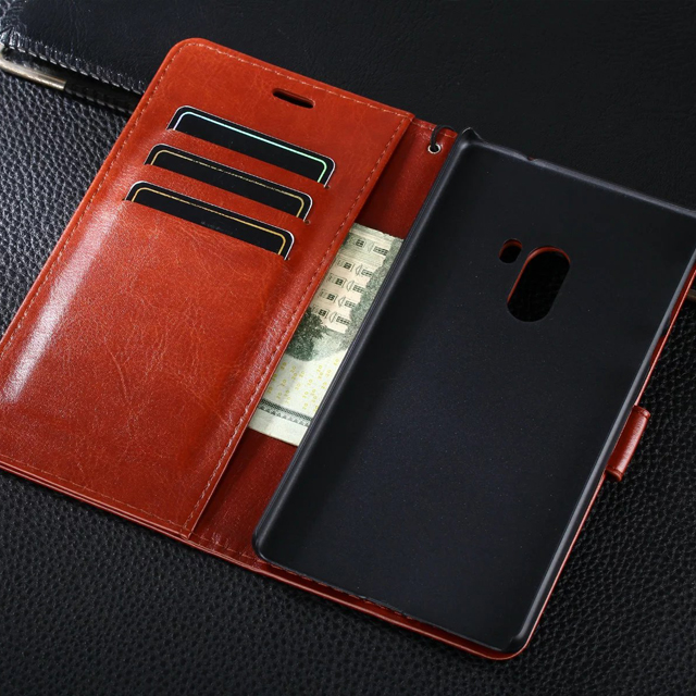 Cell Phone Wallet Leather Case for Xiaomi <strong>Max</strong>