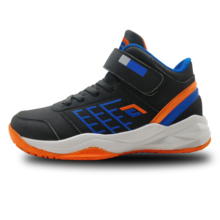 OEM customize classical brand high quality with microfiber basketball shoes for men