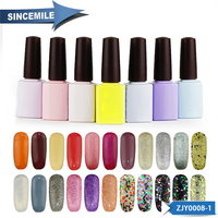 Hot sales water based make your own brand nail polish in stock
