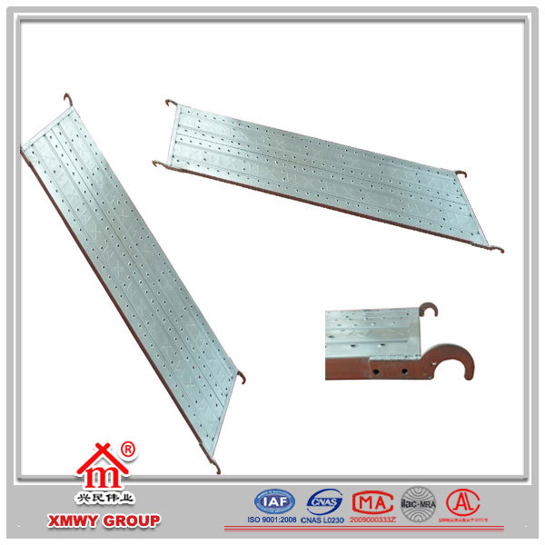Scaffold Walk Board : Galvanized scaffolding steel plank walk board platform for