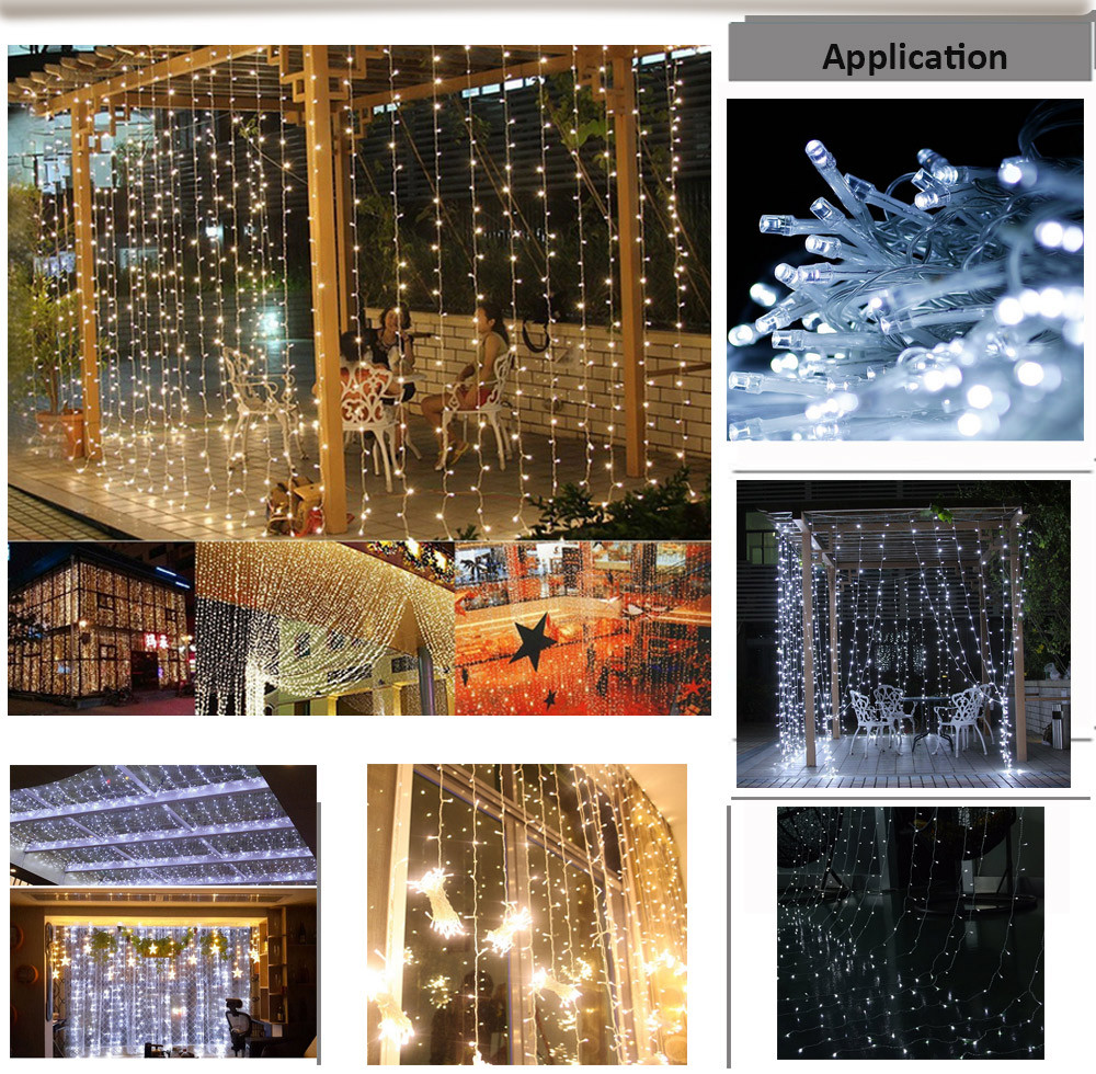 Led curtain light buy curtain light led curtain light decoration led