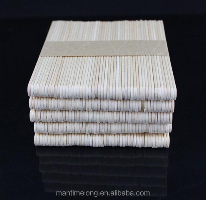 6352a6d04a 50 pcs pack wooden plain ice lolly cream sticks lollipop popsicle kids art craft  sticks size 11.4*0.9*0.2cm ...