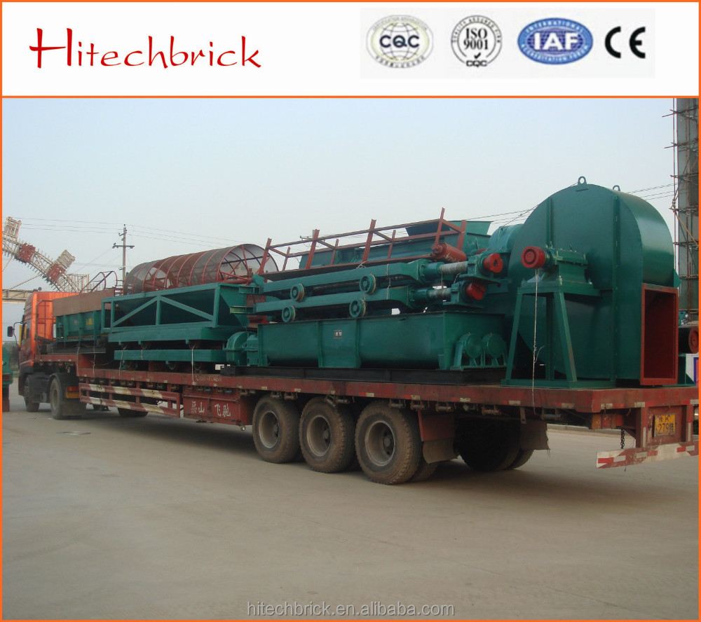Hot sale fully automatic clay bricks making machine full production line