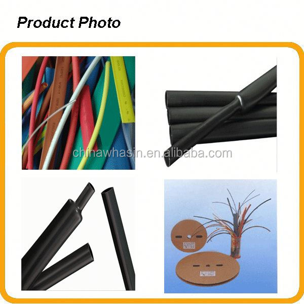 Hot sale silicone heat shrink tube