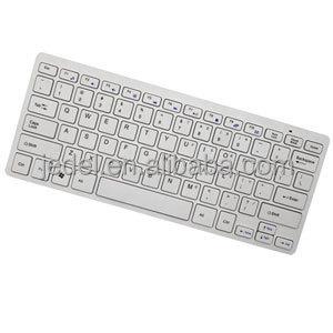 Compact Usb Slim Computer Keyboard For Mac Apple Microsoft Surface ...