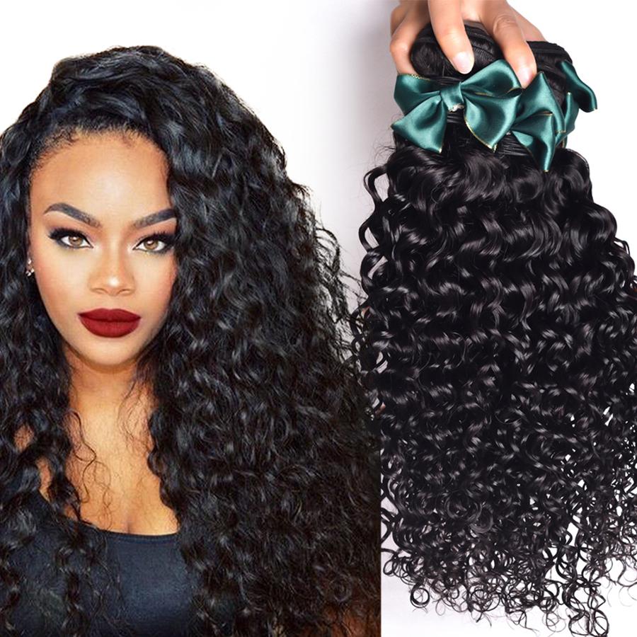 Kapelli Hair Brazilian Curly Virgin Hair Grade 9a Unprocessed Raw