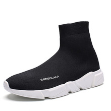 Get $1000 쿠폰 (High) 저 (베트남 Stock Production 선 <span class=keywords><strong>캐주얼</strong></span> Athletic Asia No Lace Sock Sport Shoes