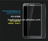 Japanese Asahi Glass 2.5D 9H for Samsung Galaxy Note 3 Tempered Glass Screen Protector