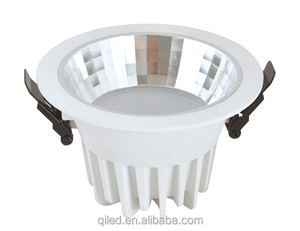 Manufacture deep cup anti-glare led downlight/ 3inch 4inch 6inch 8inch downlight led COB/SMD led down light fixture