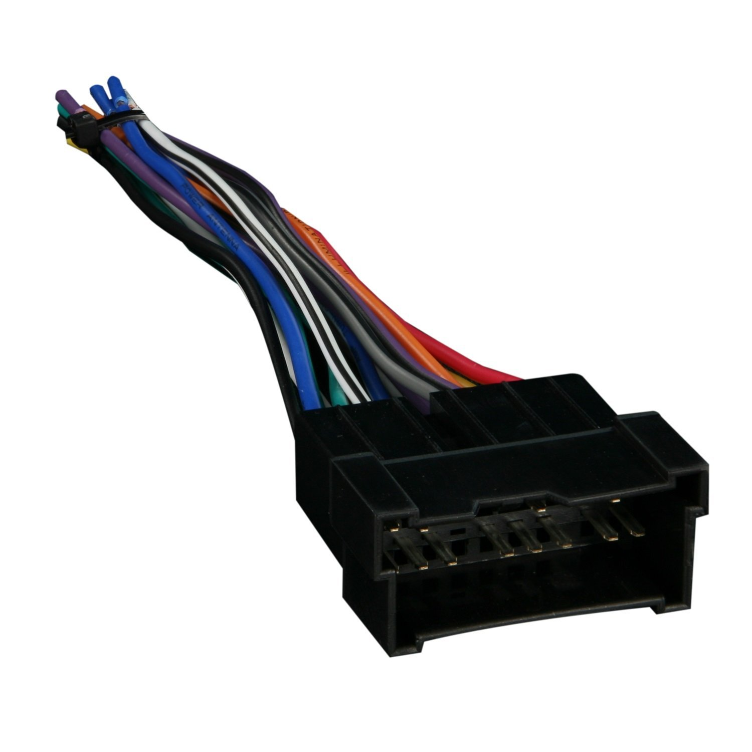 Get Quotations · Metra 70-7301 Radio Wiring Harness for Hyundai/Kia 99-08