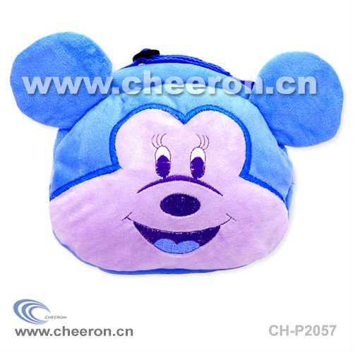 Mouse Plush Bag
