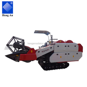 High Quality 4LZ-3.0 Model Wheat Rice Combine Harvester