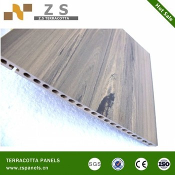 Wholesale Terracotta panels clay tiles Curtain Wall System ...