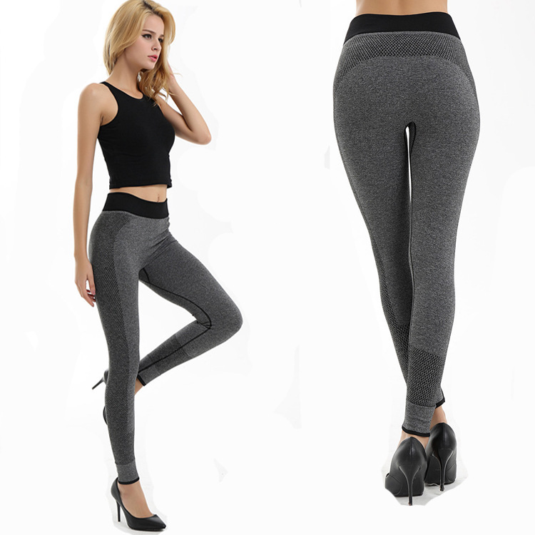 leggings women <strong>Sports</strong> Exercise Tights Fitness Running Jogging Trousers Gym Slim Compression Pants Sexy Hips Push Up