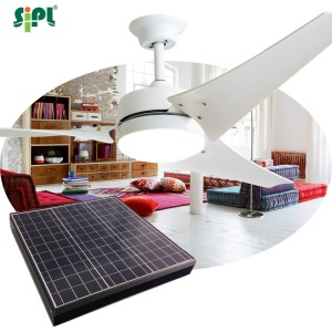 dc safe 60 inch 3 blade ceiling fan solar smart home ceiling fan exhaust fan