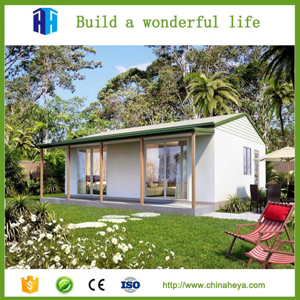 Chine vacances villa à faible coût moderne bungalow maison plans