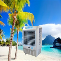 low price standing air condition with water pad