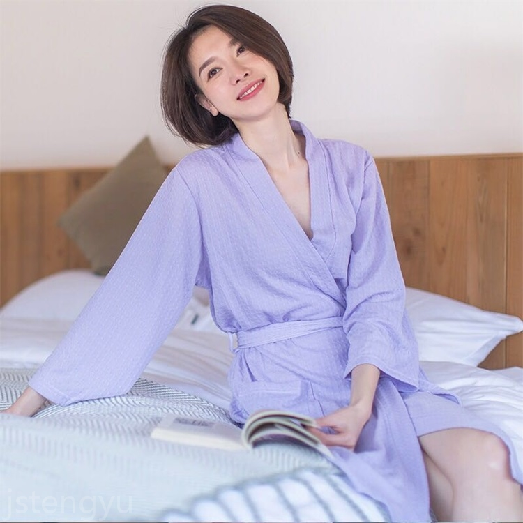 5ca389dec1 hot sale soft terry looped coral high quality white or color sleeping  couple bath robe night gown set