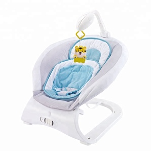 Trending products 2018 new arrivals vs fisher price non toxic material baby rocking chair jumper bouncer swing vibrating