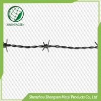 directly manufacruer barbed wire unturned best price