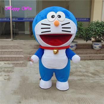 Giappone popolare personaggio dei cartoni animati doraemon costume