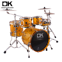 Top quality and hot sale full size instrument drum set custom drum kits