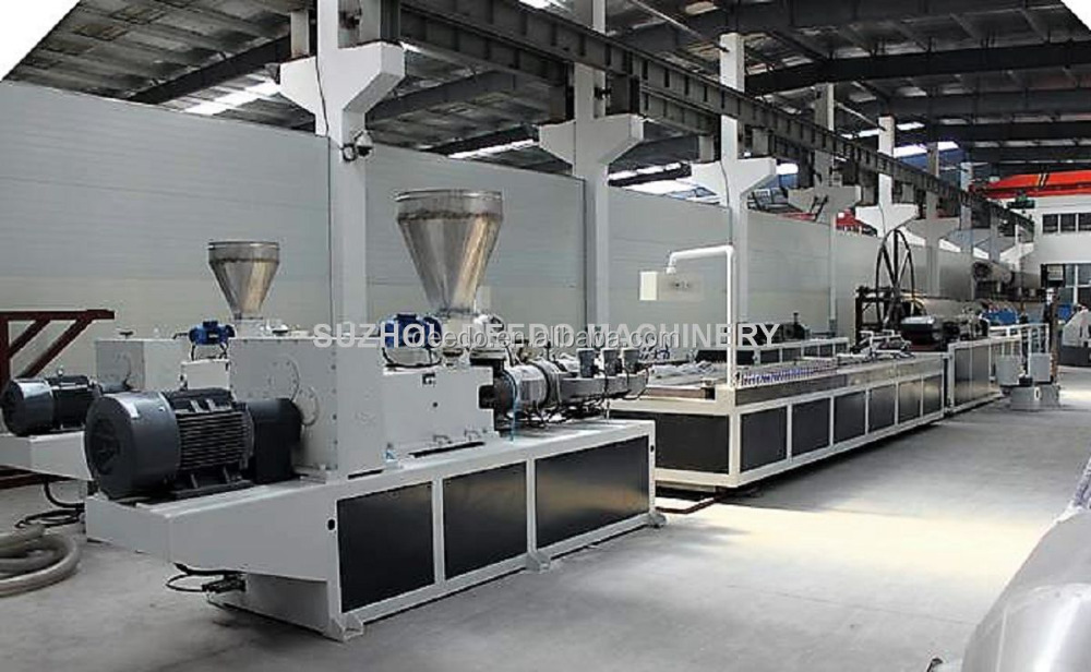 competitive edge Conventional plastic strap making machine